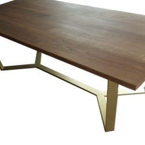 nowoczesny stół dębowy kinsale