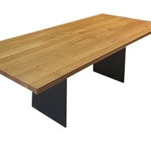 nowoczesny stół dębowy atarashi