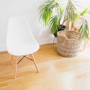 krzesło kerala białe