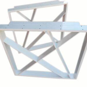 noga do stołu geometryczna