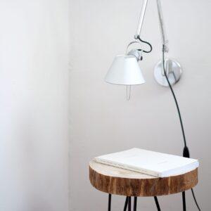 industrialny stolik kawowy plaster