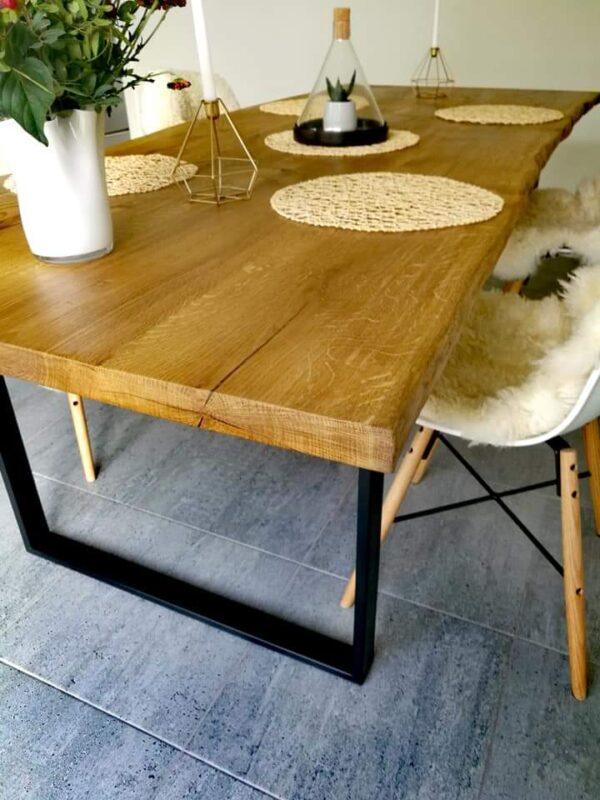 stół dębowy govenor 160x90