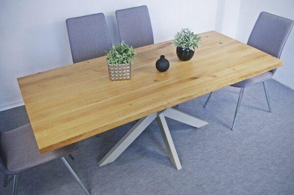 stół dębowy samidare 180x90