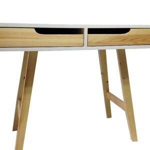 biurko z szufladami madera