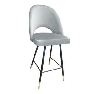 krzesło hokerowe szare polo