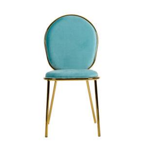 krzesło mariposa niebieskie