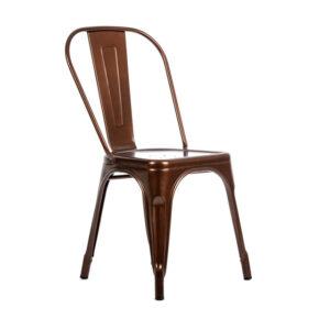 krzesło metalowe lexi