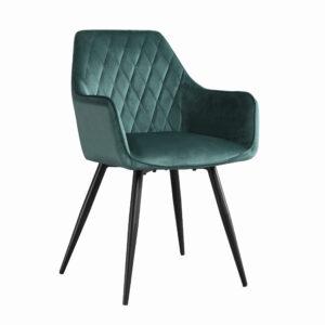 krzesło zielone do jadalni