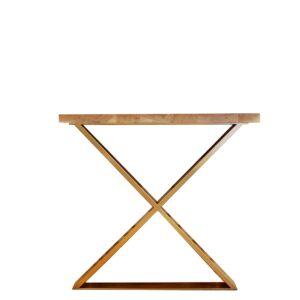 noga do stołu złota X