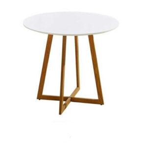 stół do jadalni okrągły scandi