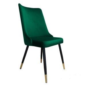 krzesło do jadalni zielone
