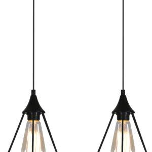 lampa druciana wisząca