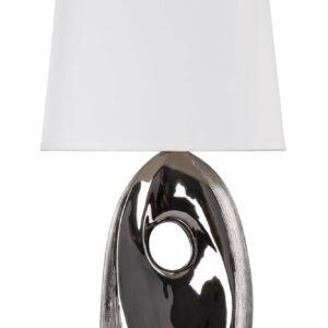 lampka nocna do sypialni srebrna