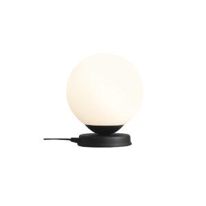 LAMPKA BIURKOWA BALL BLACK M