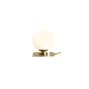 LAMPKA BIURKOWA BALL GOLD S