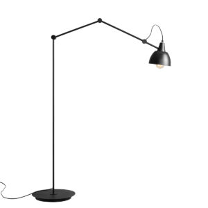 Lampa stojąca Aida Black