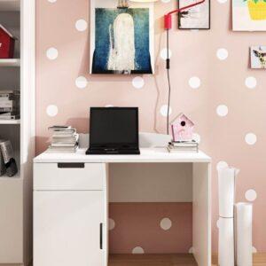 Biurko białe dziecięce Classic