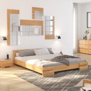 Łóżko drewniane bukowe Forest