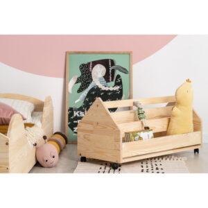 Skrzynia na zabawki dziecięca drewniana Toy