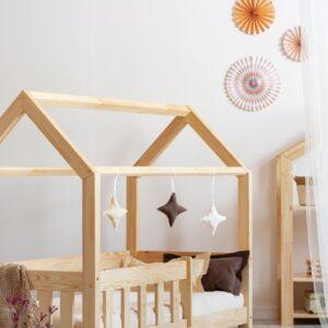 Łóżko dziecięce domek Maja