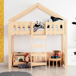 Łóżko dziecięce piętrowe Zippo Pa