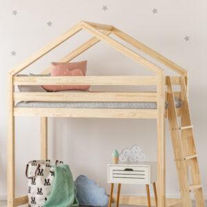 Łóżko dziecięce piętrowe Mila 3