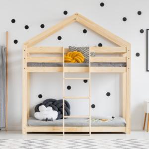 Łóżko dziecięce piętrowe Mila 2
