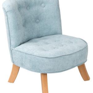 Fotelik dziecięcy błękitny Rabbit